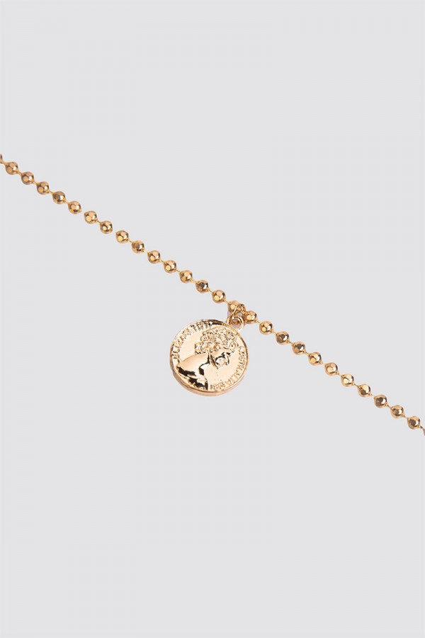 Armband - Penny Queen Gold