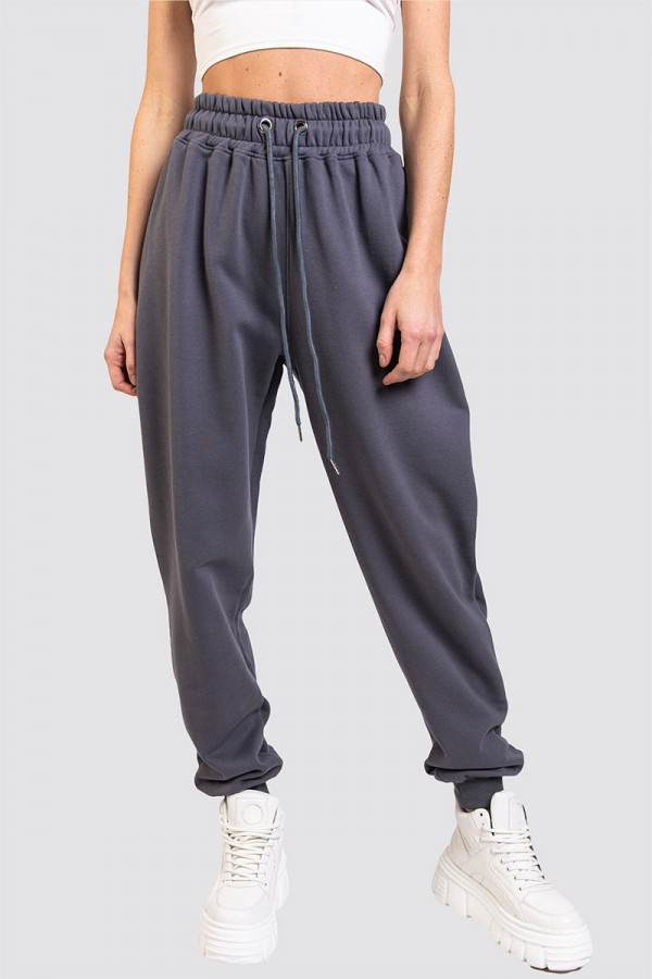 Retrofit Sweatpants - True Grey