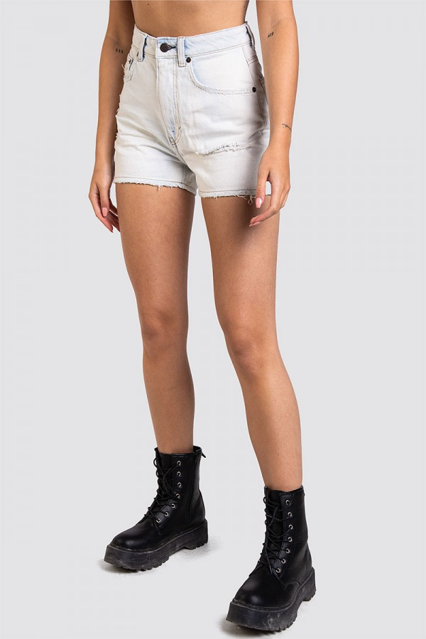 Shorts - Donna Off Blue