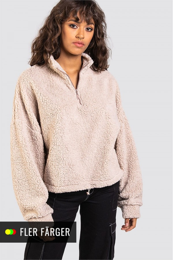 Teddy Sweatshirt - Super Soft